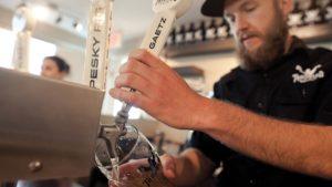 Troubled Monk, Red Deer Alberta craft brewery