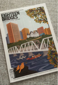 eighteen bridges magazine, fall 2017, canada 150, edmonton