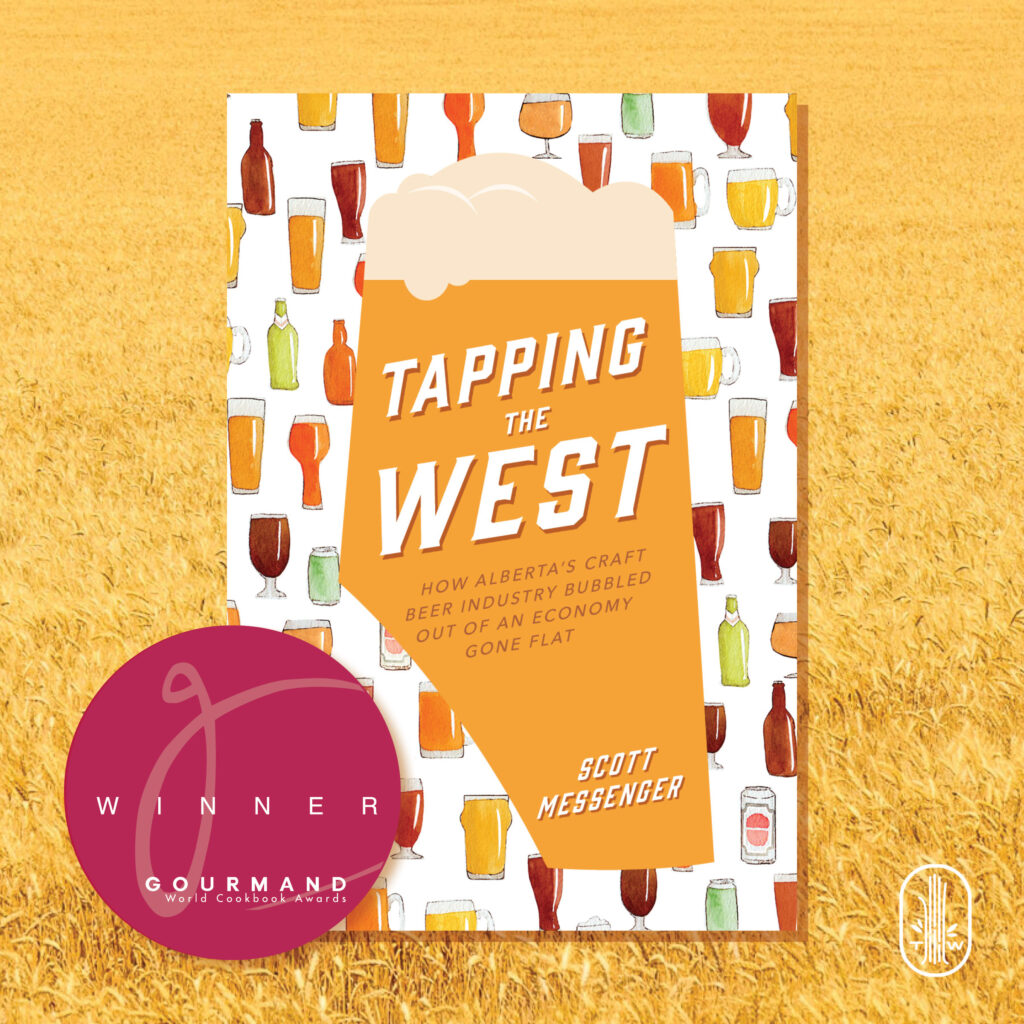 Gourmand World Cookbook Award winner Tapping the West