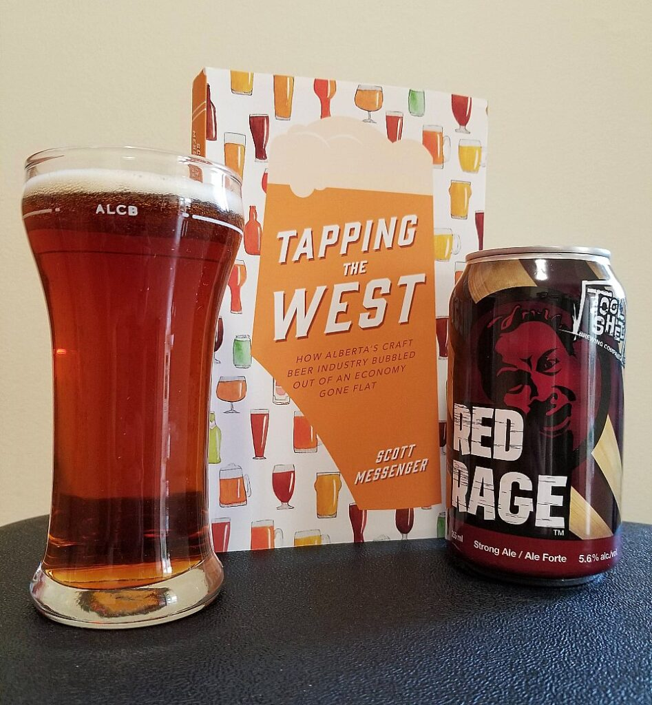 tool shed's red rage and tapping the west book by scott messenger