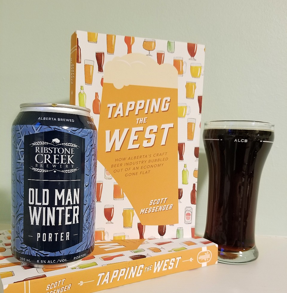 ribstone creek old man winter porter and tapping the west by scott messenger