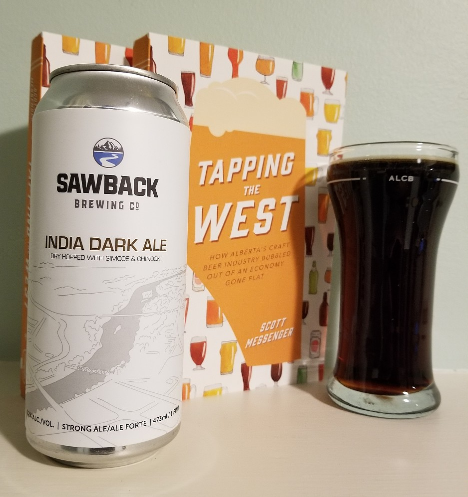 sawback india dark ale