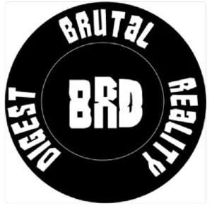 brutal reality digest logo